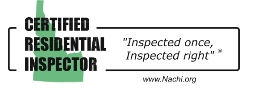 Idaho Certified Home Inspector Logo